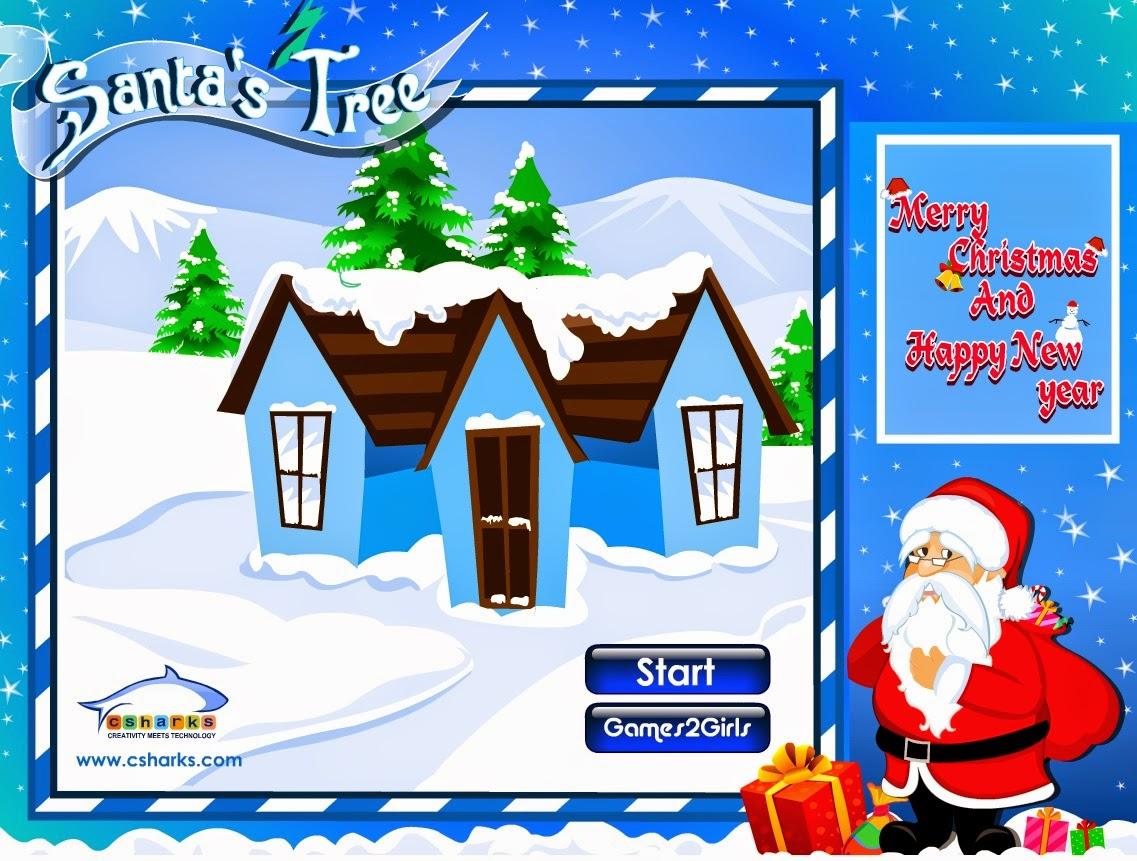 Monte sua árvore de Natal!