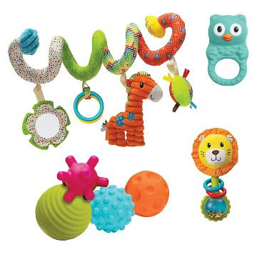 20% off Infantino Toys