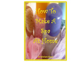 How to Make a Spa at Home