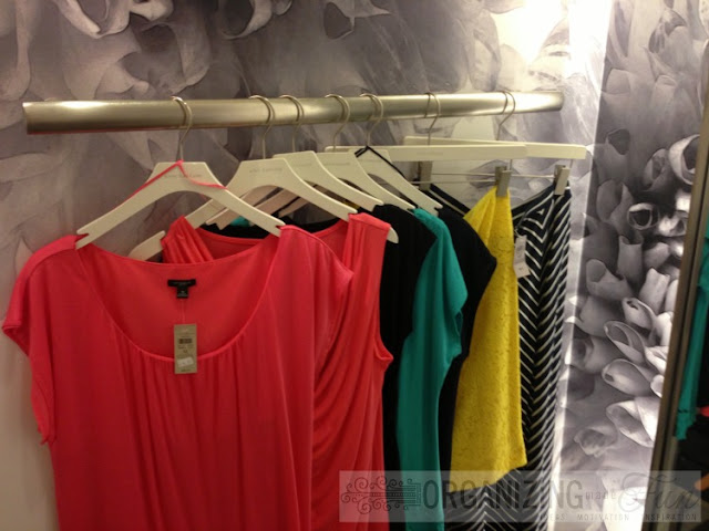 shopping dressing room
