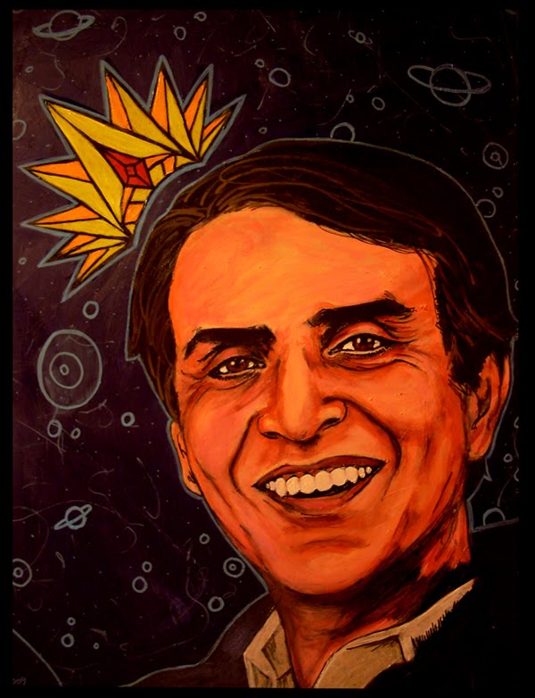 carl sagan the demon haunted If there's any part of you interested even slightly in astronomy and cosmology, you probably owe a lot to carl sagan he popularized these disciplines as nobody before him.