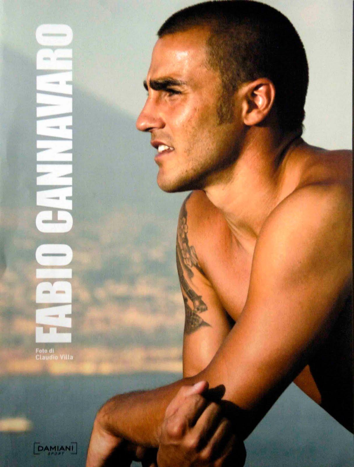 The Best Footballers Fabio Cannavaro desktop wallpaper