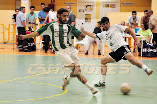 Maratón Fútbol-sala Aranjuez
