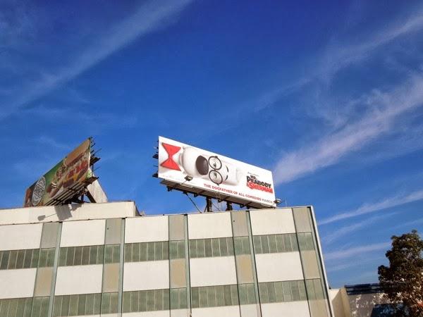Mr Peabody Sherman film billboard