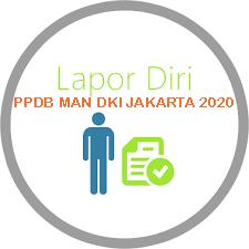 LAPOR DIRI PPDB MAN DKI JAKARTA 2020
