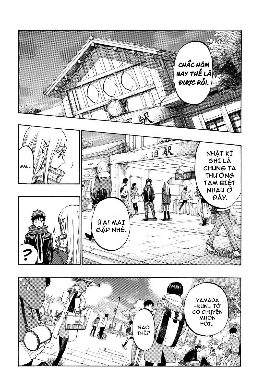 Yamada-kun to 7-nin no majo chap 174 Trang 15 - Mangak.info
