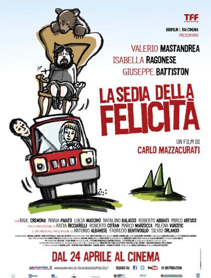Ver La Sedia Della Felicita (2013) Online