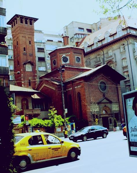 biserica italiana bucuresti