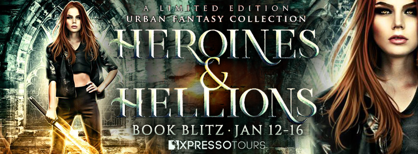 Heroines and Hellions Book Blitz