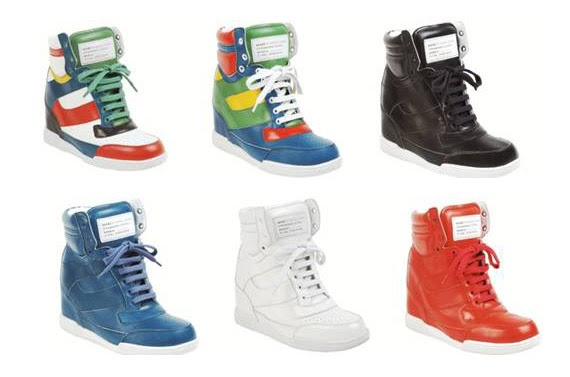 Well That's Just Me ...: Marc by Marc Jacobs Sneaker ...