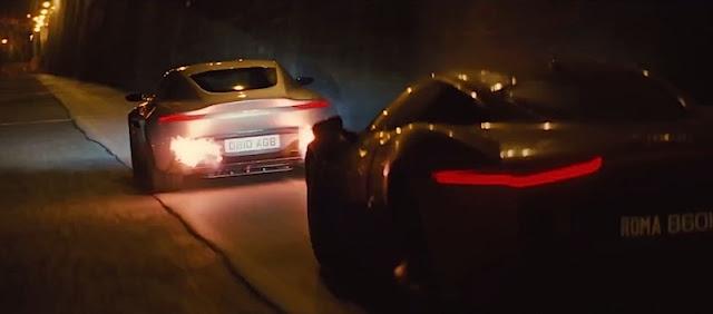 新型ボンドカーのスペックや装置も?「007 SPECTRE」の新たな予告映像を公開!