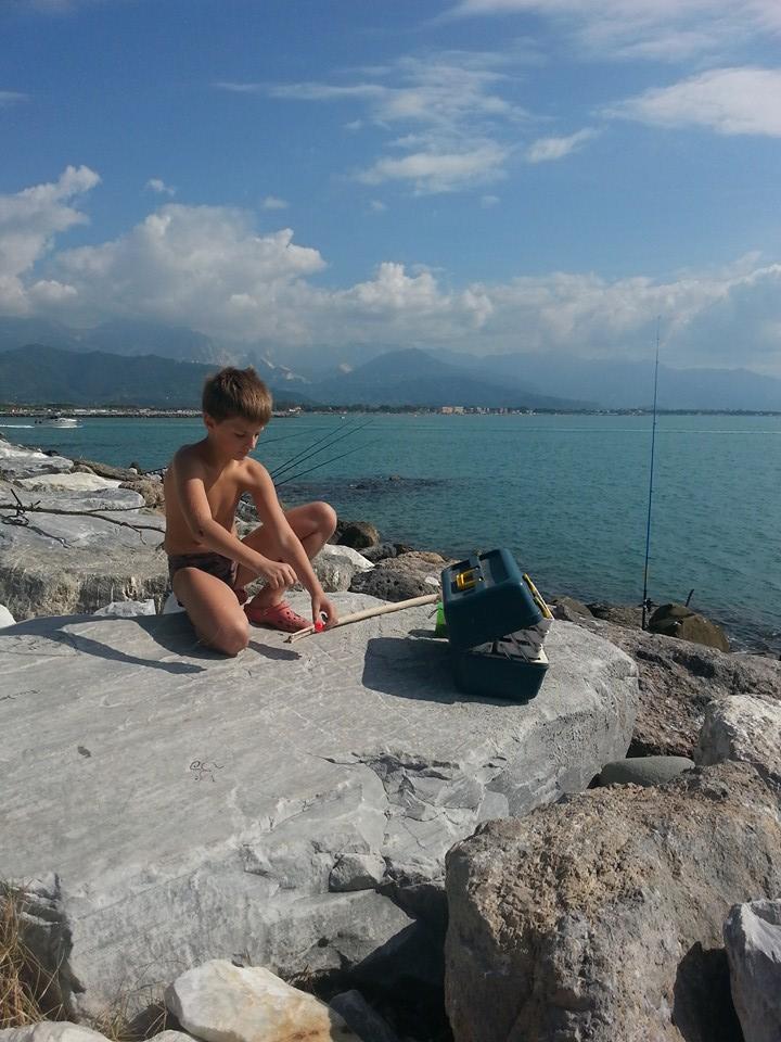 Il piccolo pescatore