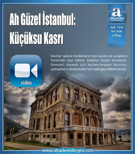 -Video- Ah Güzel İstanbul - Küçüksu Kasrı
