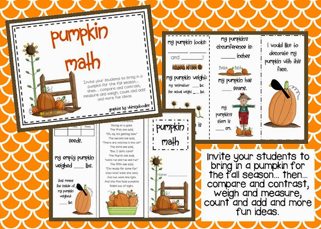https://www.teacherspayteachers.com/Product/Pumpkin-Math-Fun-157689
