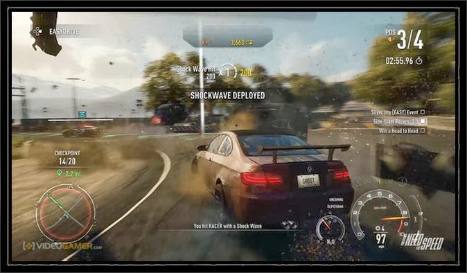 Need For Speed Rivals pc Screen 2