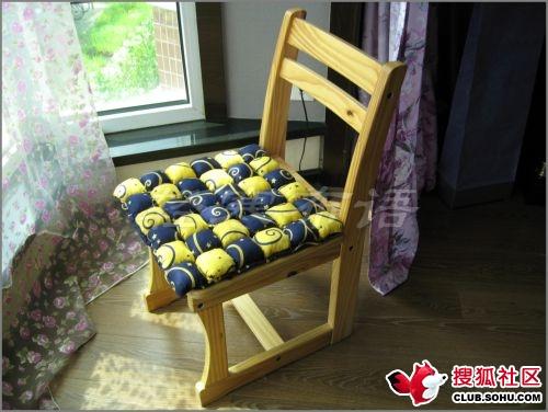 Как своими руками сделать подстилку на стул