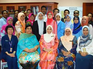 Warga Pejabat Timbalan Pengarah Kesihatan Negeri Perak