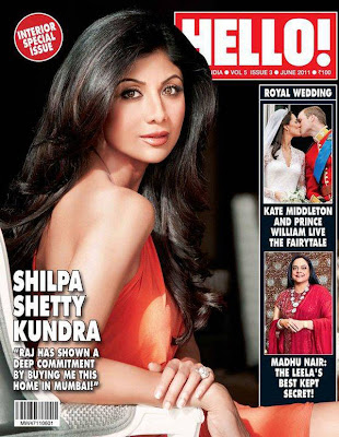 Shilpa Shetty Hello India