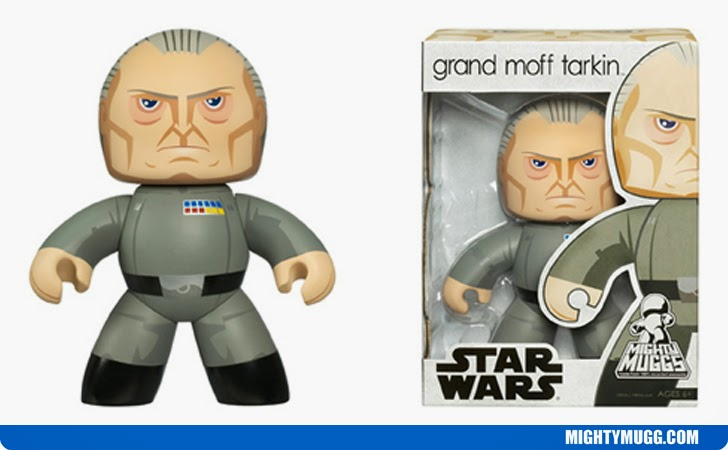 Grand Moff Tarkin Star Wars Mighty Muggs Wave 6