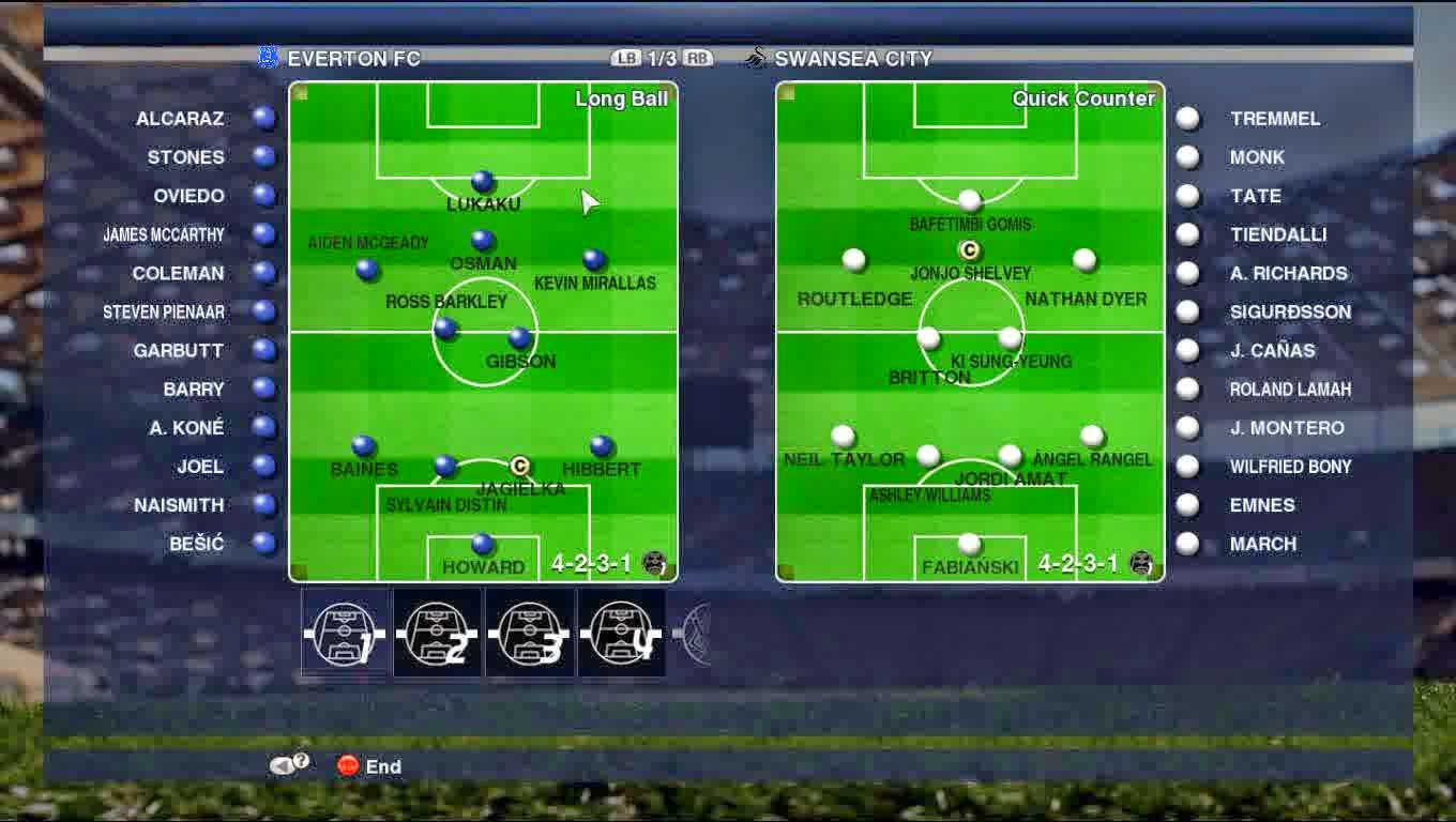 Download PES 2015 Graphic Pack For PES 2013 by E-Modder