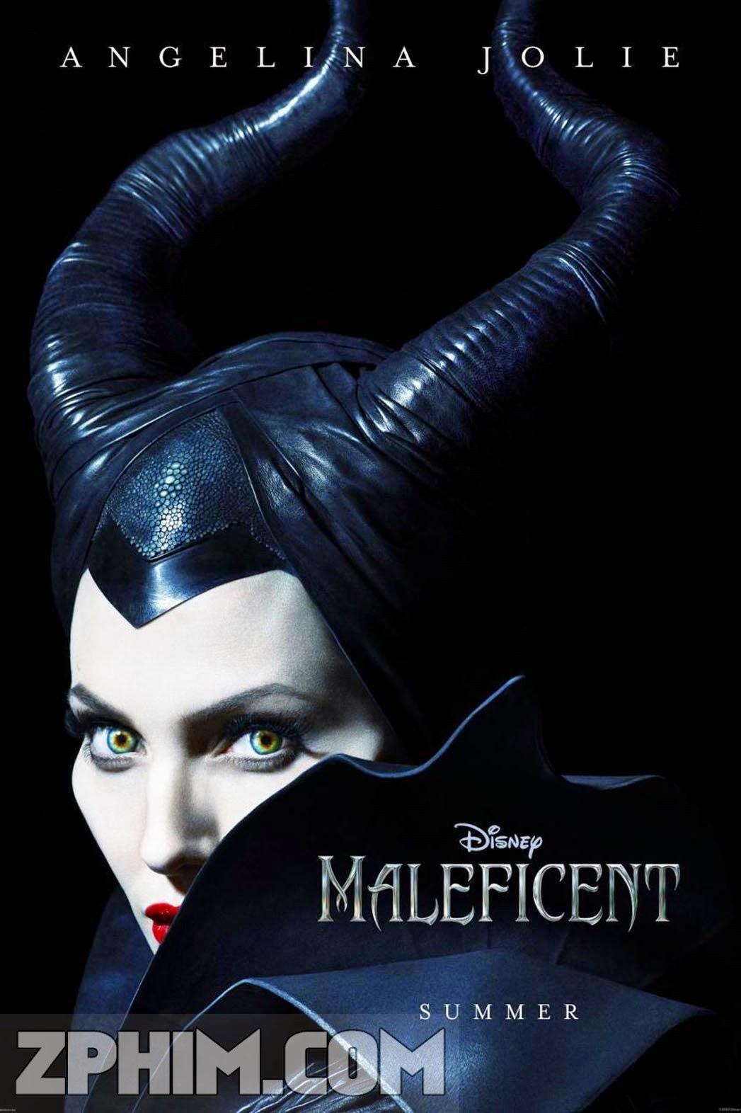 Tiên Hắc Ám - Maleficent (2014) Poster