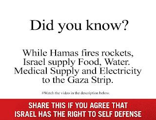 Gaza: Hamas humanitarism