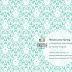 "New Free Pattern ""Renaissance Spring"" by Pixels & IceCream"