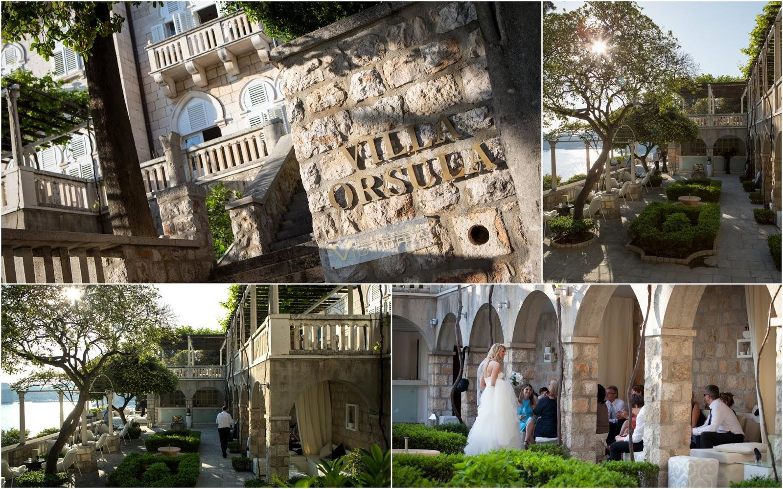 Villa Orsula in Dubrovnik, Croatia