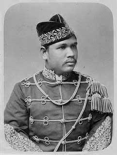 Sultan Abdul Aziz Abdul Jalil Rahmat Syah Sultan Langkat 1895