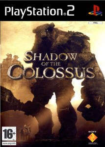 SHADOW OF THE COLOSSUS – PLAYSTATION 2