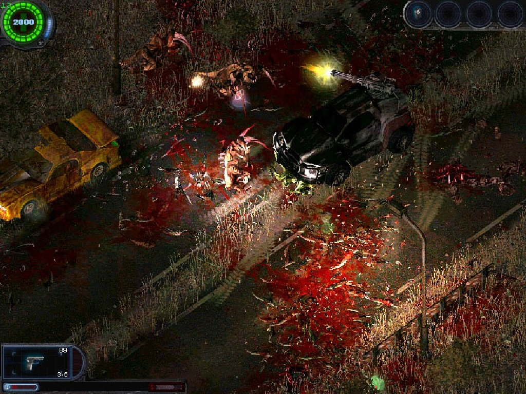Shooter Game Flash Code