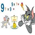 Tom e Jerry em : Multiplicação por 9