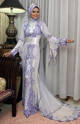 baju pengantin muslimah-Knitting Gallery