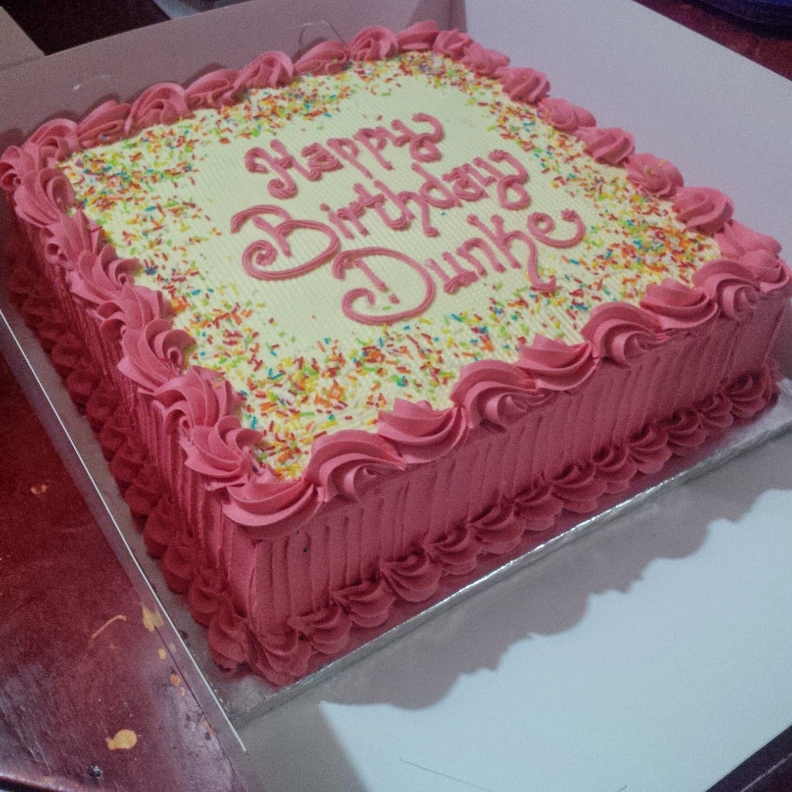 Cake Icing Ideas Birthday : This is My Gistertainment: Cakes by Creamy Delight Cakes