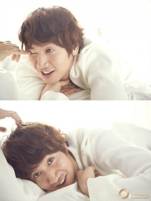 Lee Kwang Soo Selca Tempat Tidur