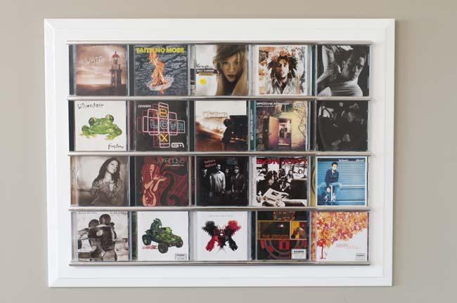 Musick Developments: THE CD FRAME