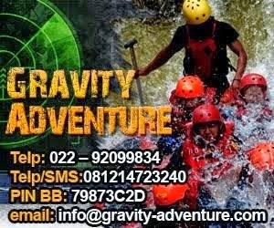 Rafting Bandung Bersama Gravity Adventure