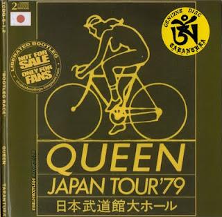 Queen - Japan Tour 79 (Caratulas Completas)