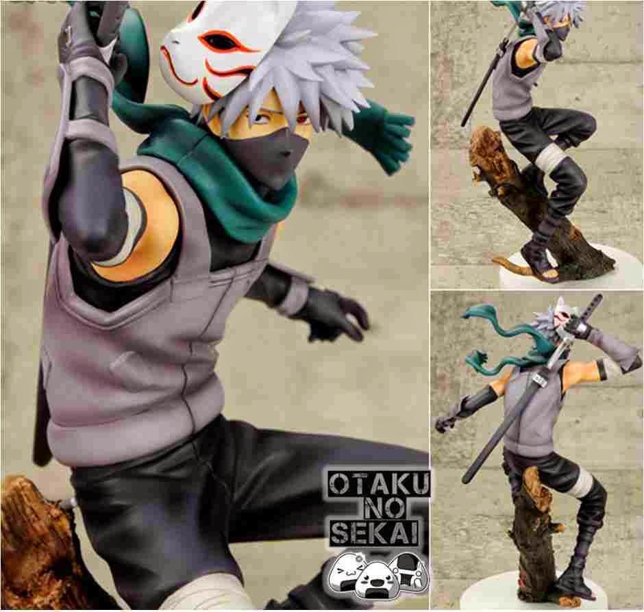 G.E.M. Series Naruto Shippuden Kakashi Hatake ver.Anbu