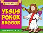 Yesus Pokok Anggur