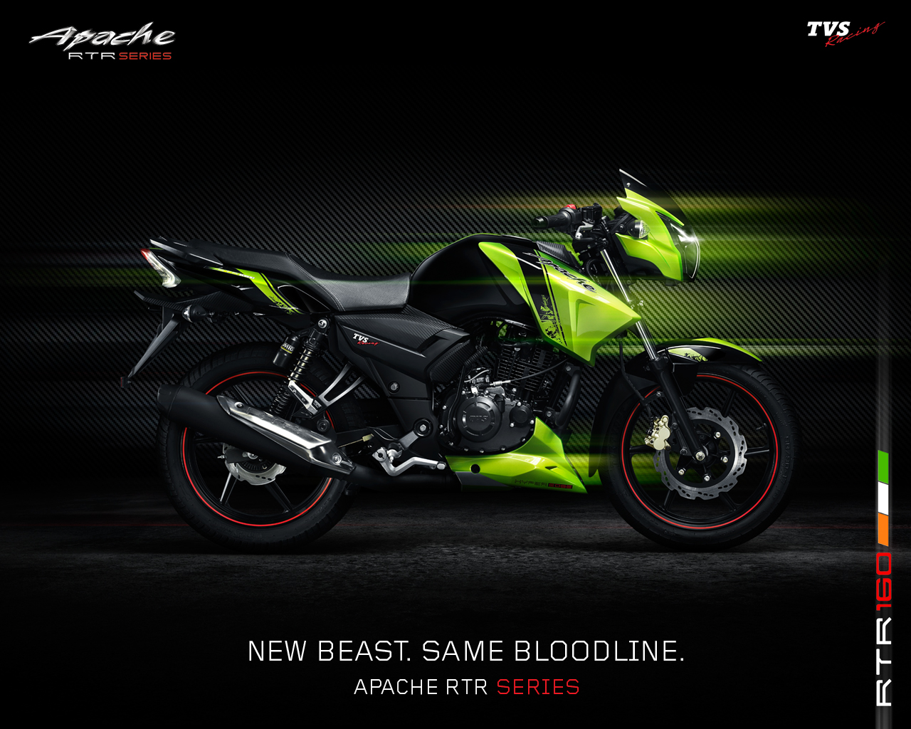 tvs apache rtr 160 new bs gallery
