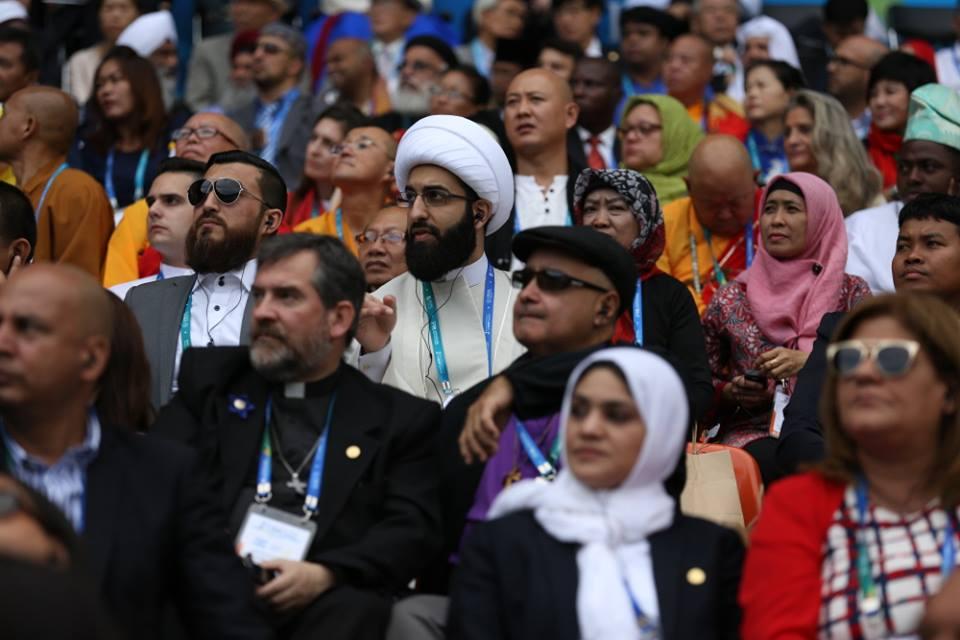 II cumbre mundial por la paz