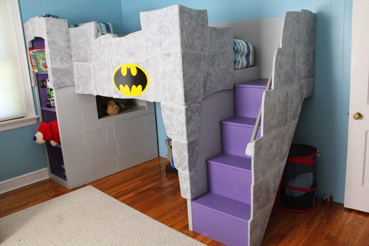 Deco chambre batman for Conseil deco chambre