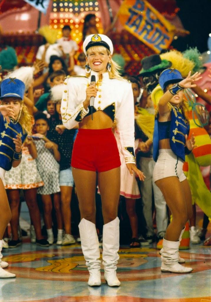 Após 30 anos, Xuxa deixa Globo e fecha com Record