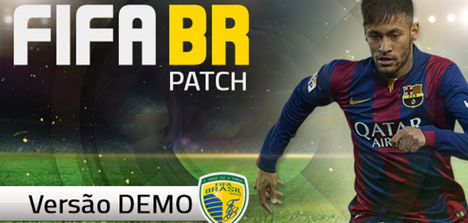 FIFA BRASIL PATCH (DEMO)