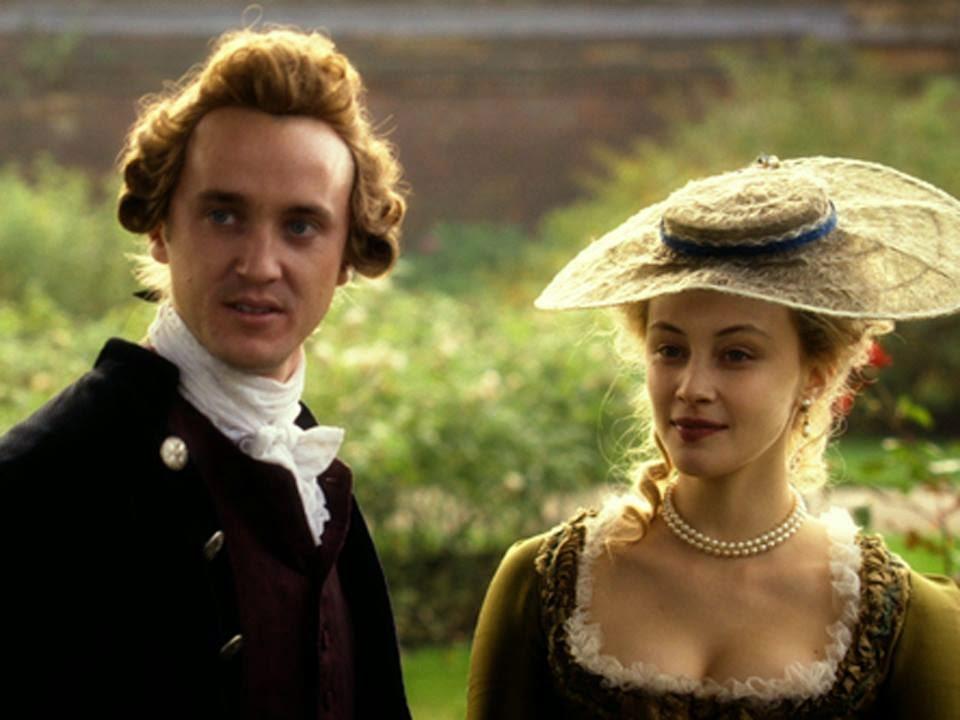 belle tom felton sarah gadon