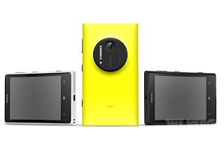 Nokia Lumia 1020 Nokia Lumia 1020, Smartphone Windows Phone dengan Kamera 41MP
