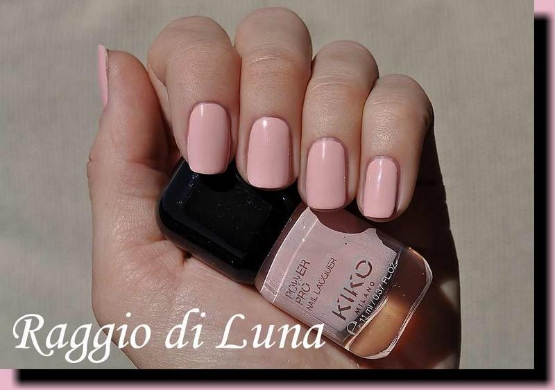 Raggio di Luna Nails: Kiko Power Pro Nail Lacquer n° 02 Camelia