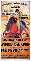 Antonio José Ramos, anunciado en Llapa, el 29 y 30/08.