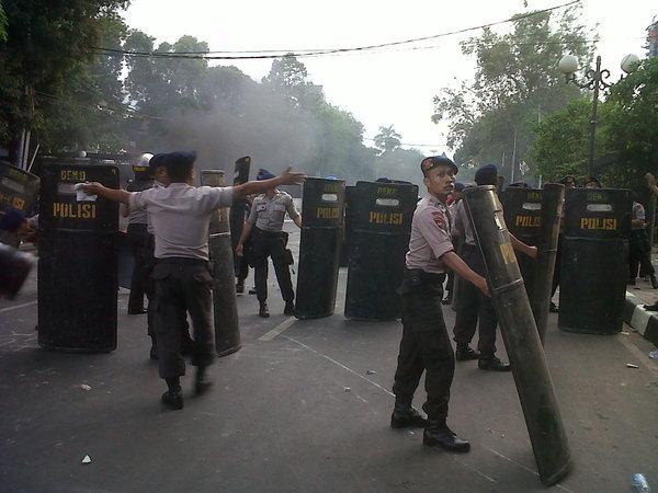 Polri di Bawah Kementerian akan Kurangi Konflik dengan TNI